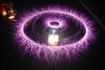 Игры с электричеством благодаря Николе Тесла